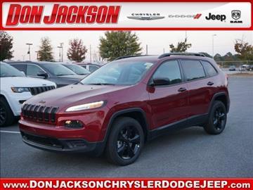 2017 Jeep Cherokee for sale in Union City, GA