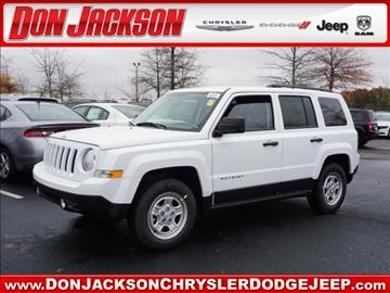 2017 Jeep Patriot for sale in Union City, GA