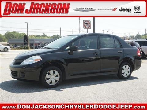 2011 Nissan Versa for sale in Union City, GA