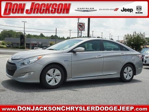 2013 Hyundai Sonata Hybrid for sale in Union City, GA