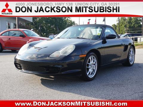2004 Porsche Boxster for sale in Union City, GA