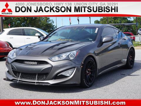 2013 Hyundai Genesis Coupe for sale in Union City, GA