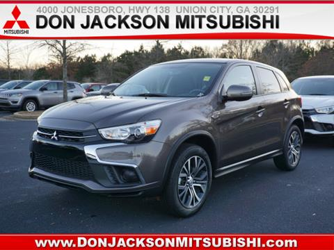 2018 Mitsubishi Outlander Sport For Sale In Union City, GA