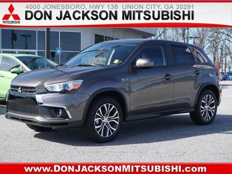 Don Jackson Mitsubishi >> Mitsubishi Outlander For Sale in Georgia - Carsforsale.com