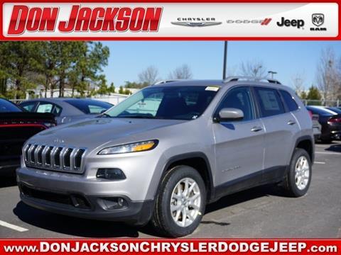 2018 Jeep Cherokee for sale in Union City, GA