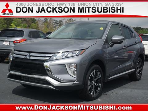 Superior 2018 Mitsubishi Eclipse Cross For Sale In Union City, GA