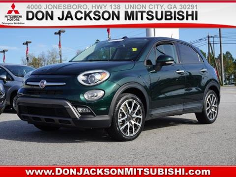 2016 FIAT 500X for sale in Union City, GA