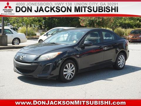 2010 Mazda MAZDA3 for sale in Union City, GA