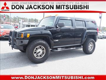 2006 HUMMER H3 for sale in Union City, GA