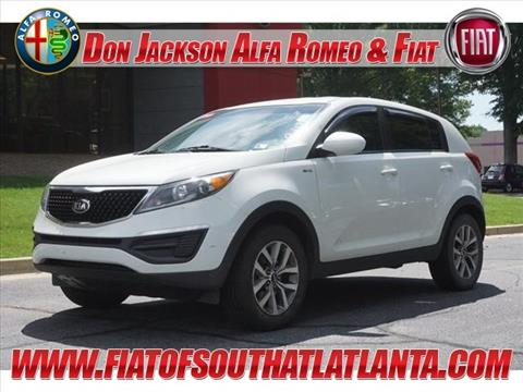 2014 Kia Sportage for sale in Morrow, GA