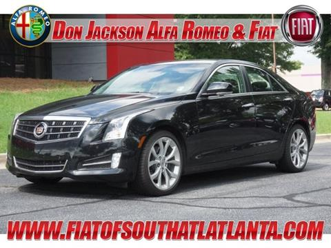 2014 Cadillac ATS for sale in Morrow, GA