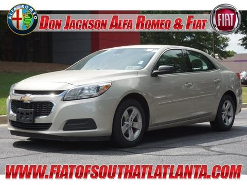 2014 Chevrolet Malibu for sale in Morrow, GA