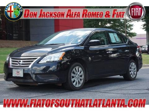 2015 Nissan Sentra for sale in Morrow, GA