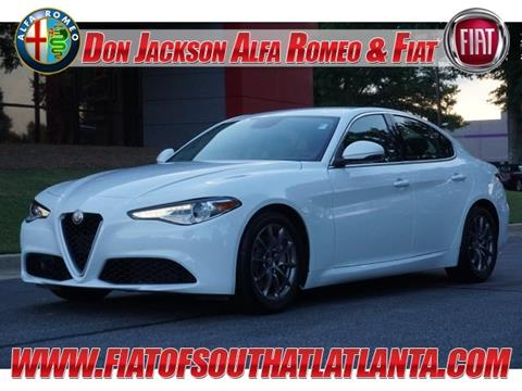 2017 Alfa Romeo Giulia for sale in Morrow, GA