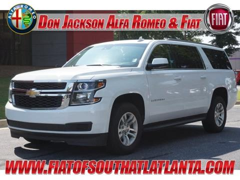 2017 Chevrolet Suburban for sale in Morrow, GA