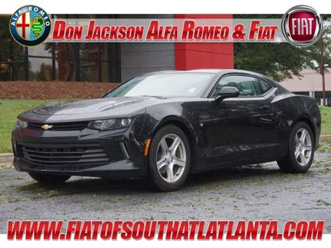 2016 Chevrolet Camaro for sale in Morrow, GA