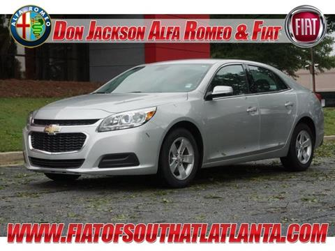 2016 Chevrolet Malibu Limited for sale in Morrow, GA
