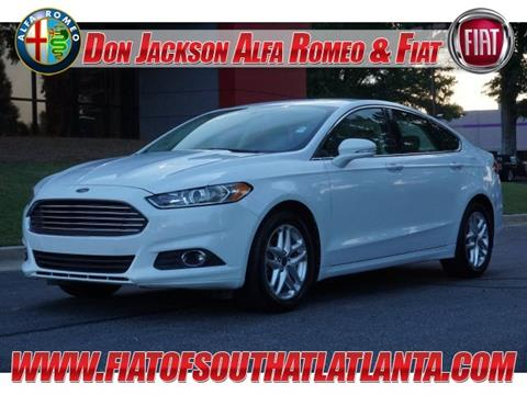 2013 Ford Fusion for sale in Morrow, GA