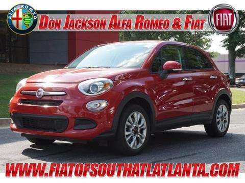 2016 FIAT 500X for sale in Morrow, GA