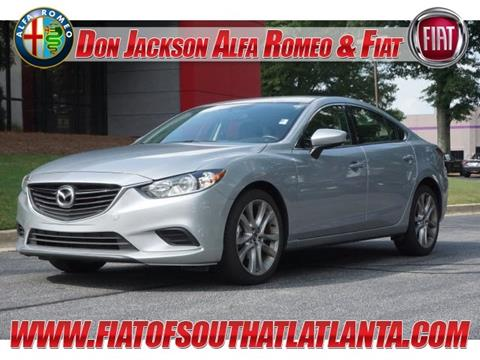 2016 Mazda MAZDA6 for sale in Morrow, GA