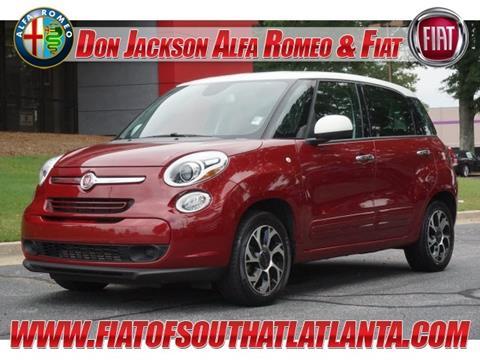 2015 FIAT 500L for sale in Morrow, GA