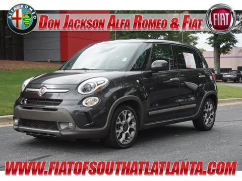 2014 FIAT 500L for sale in Morrow, GA