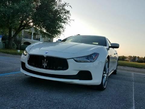 2014 Maserati Ghibli for sale in Newark, NJ