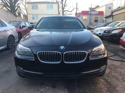 2013 BMW 5 Series for sale in Newark, NJ