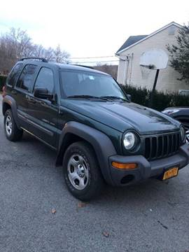 2003 Jeep Liberty for sale in Newark, NJ