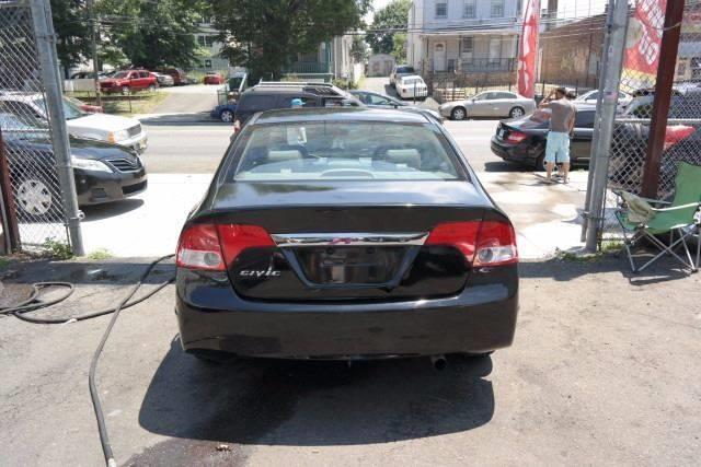 2010 Honda Civic LX 4dr Sedan 5A - Newark NJ
