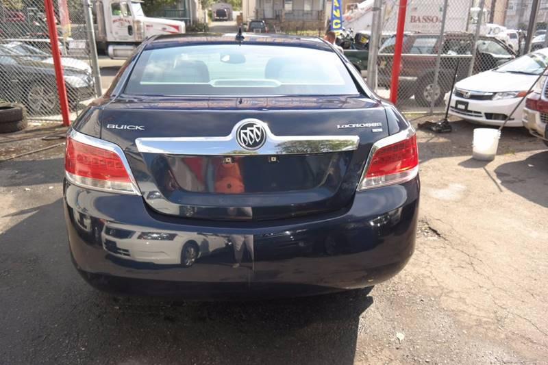 2010 Buick LaCrosse CXL 4dr Sedan - Newark NJ