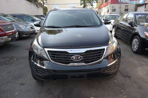 2011 Kia Sportage for sale in Newark, NJ