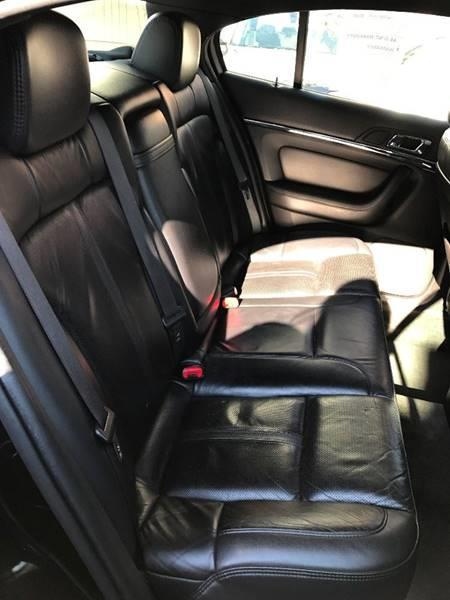 2011 Lincoln MKS AWD 4dr Sedan - Newark NJ