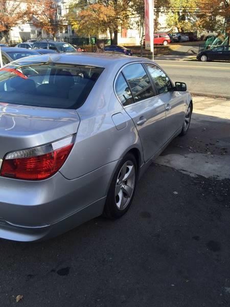 2007 BMW 5 Series 525i 4dr Sedan - Newark NJ