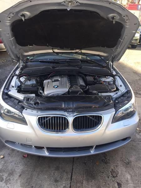 2007 BMW 5 Series 525i 4dr Sedan - Newark NJ