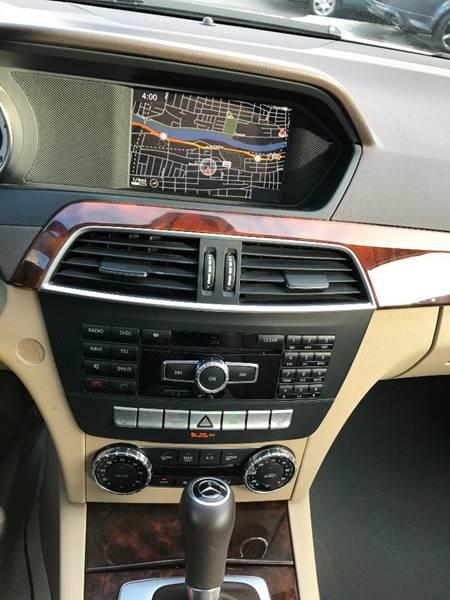 2013 Mercedes-Benz C-Class AWD C 300 Sport 4MATIC 4dr Sedan - Newark NJ