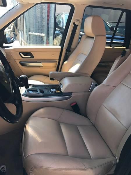 2007 Land Rover Range Rover Sport HSE 4dr SUV 4WD - Newark NJ
