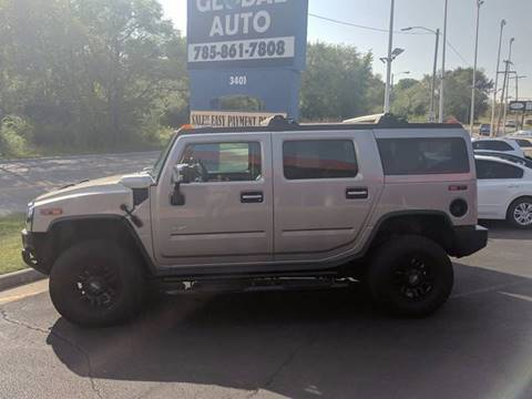 2004 HUMMER H2 for sale in Topeka, KS
