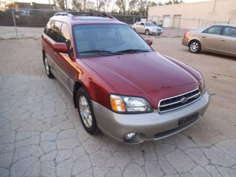 2002 Subaru Outback for sale in Topeka, KS