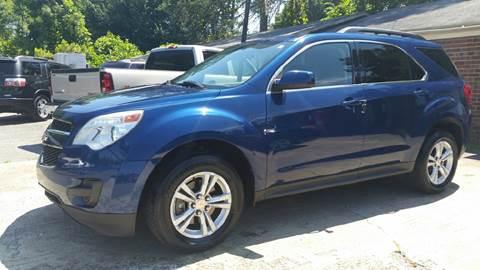 2010 Chevrolet Equinox for sale in Plainville, GA