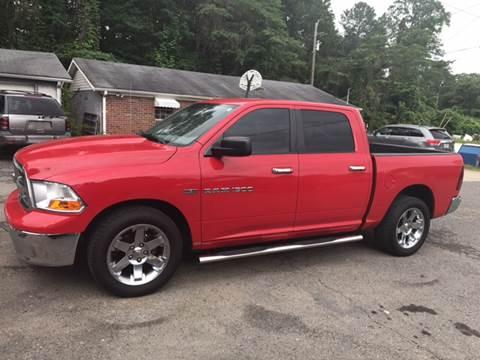 2011 RAM Ram Pickup 1500 for sale in Plainville, GA