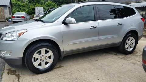 2009 Chevrolet Traverse for sale in Plainville, GA