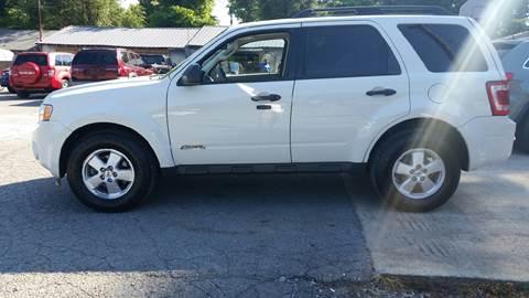 2012 Ford Escape for sale in Plainville, GA