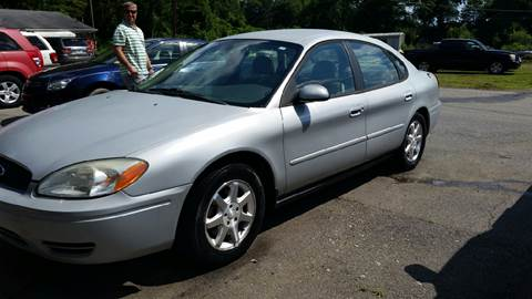 2007 Ford Taurus for sale in Plainville, GA