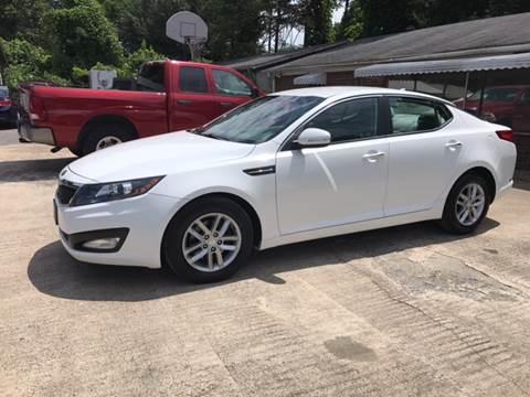 2013 Kia Optima for sale in Plainville, GA