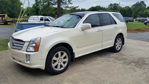 2008 Cadillac SRX for sale in Plainville, GA