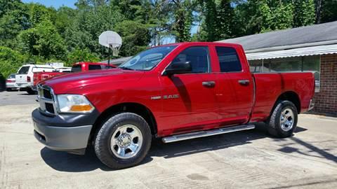 2009 Dodge Ram Pickup 1500 for sale in Plainville, GA