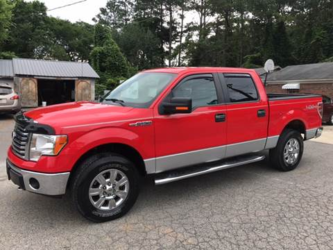 2011 Ford F-150 for sale in Plainville, GA