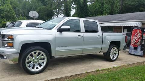 2015 Chevrolet Silverado 1500 for sale in Plainville, GA