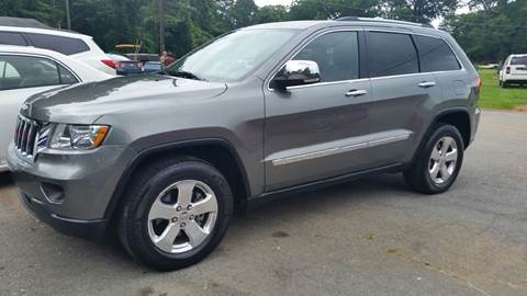 2013 Jeep Grand Cherokee for sale in Plainville, GA